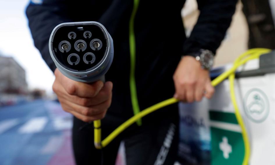 """Projekt: Z """"Mojego Prądu"""" będzie można sfinansować ładowarki do elektryków"""