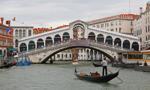 Rekordowy poziom tzw. wysokiej wody w Wenecji