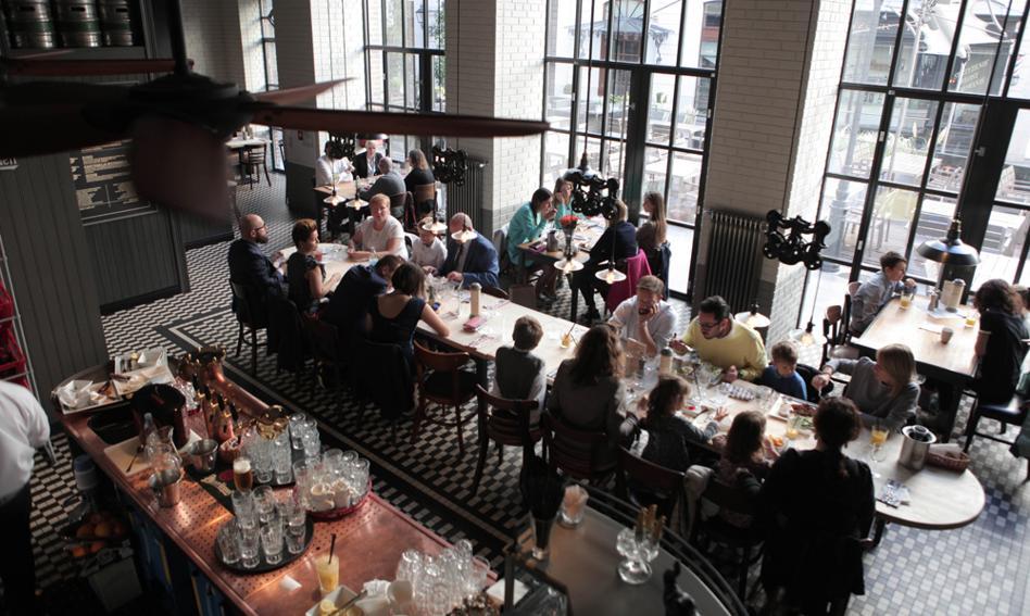 Restauracja w Warszawie wprowadza ograniczenia. Wejdą tylko zaszczepieni, ozdrowieńcy lub z negatywny testem