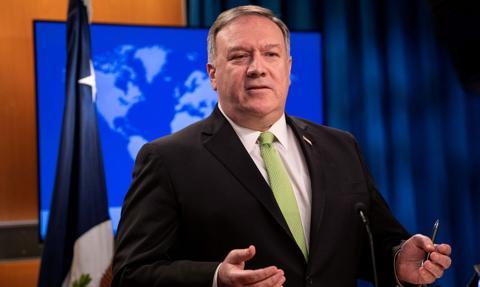 Były szef dyplomacji USA Mike Pompeo zatrudniony przez Fox News