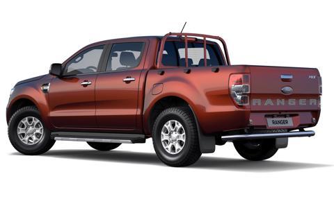 100 fordów rangerów XLT zastąpi wojskowe honkery