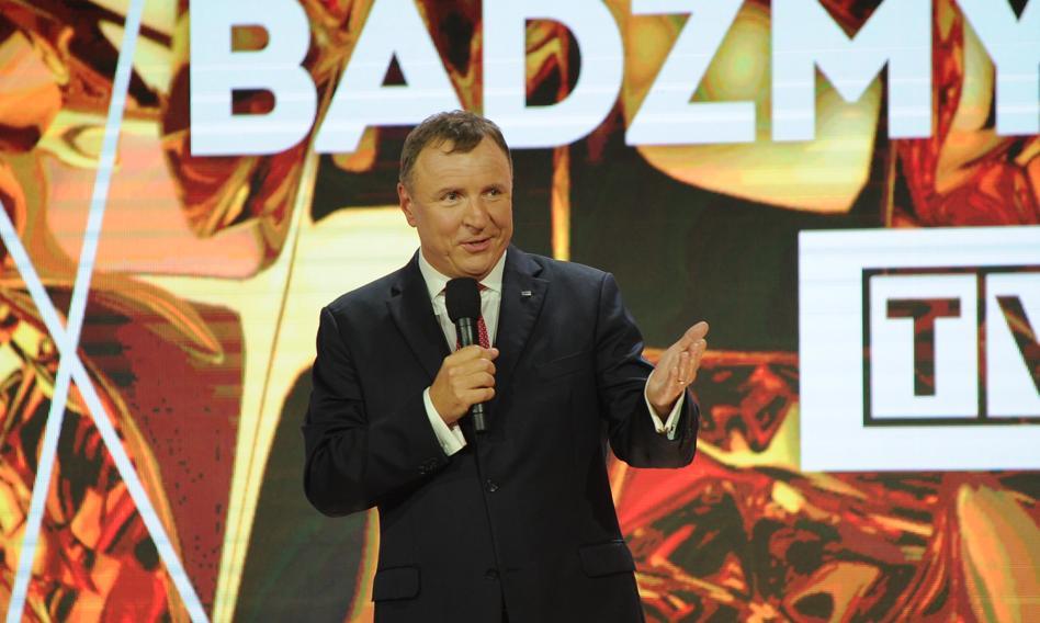 Związkowcy chcą dymisji Jacka Kurskiego z fotela prezesa TVP