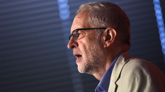 Szef brytyjskiej opozycji Jeremy Corbyn
