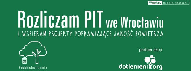 """""""Rozlicz PIT we Wrocławiu"""""""