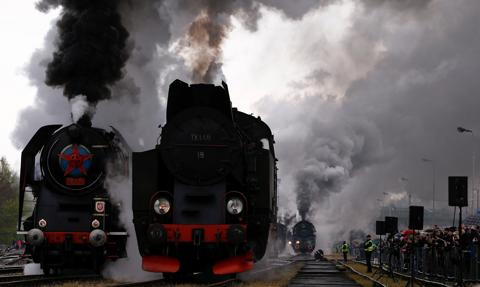 Następny pociąg z parowozem odjedzie dopiero w 2021 r.