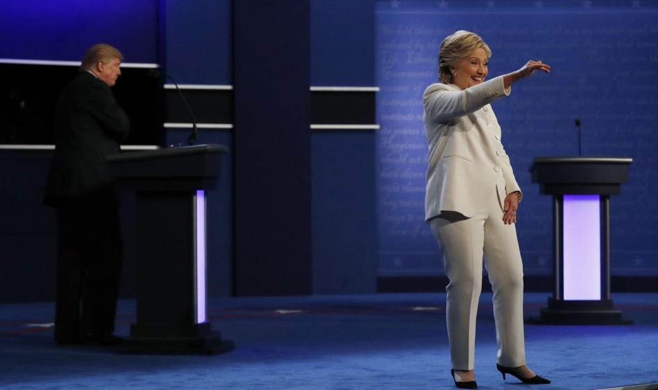 Clinton kończy kampanię obietnicą jedności i wielkim koncertem