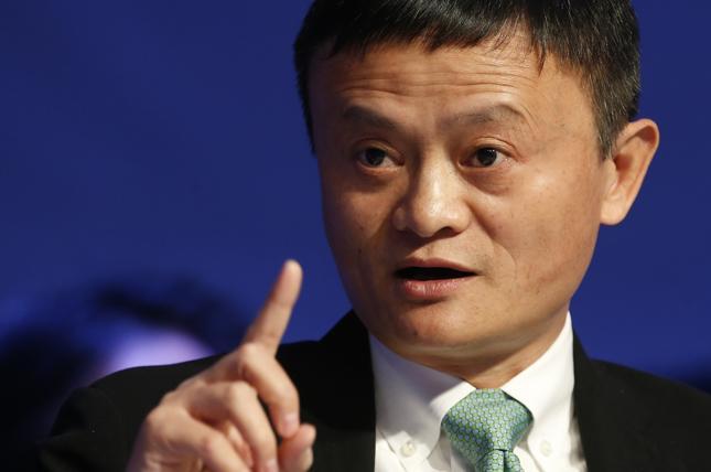 Jack Ma odchodzi z Alibaby