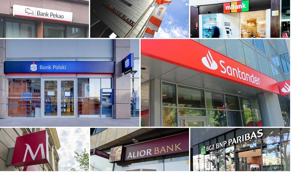 Trwa rzeź bankowych placówek