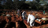 Brazylia wyprzedziła Hiszpanię pod względem liczby zgonów na koronawirusa