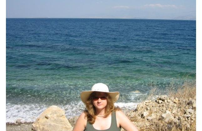 Barbara Dalecka-Constantinidi, Polka w Grecji