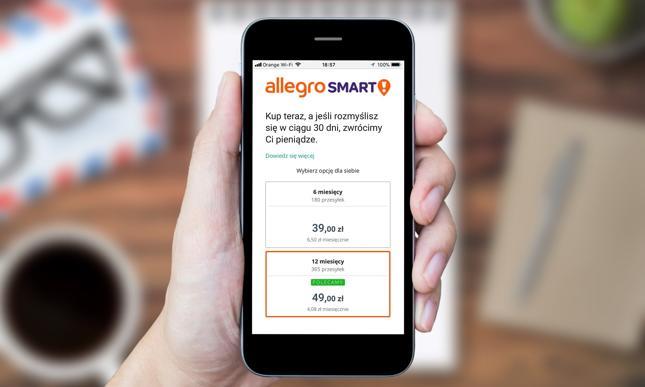 056adaeb97b5ec Allegro znowu zmienia regulamin - Bankier.pl