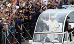 Francuska prasa o kolejnym dniu wizyty papieża Franciszka w Polsce