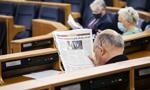 Senat odrzucił nowelę covidową