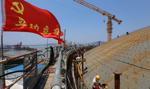 Chińska firma naftowa na ekonomicznej