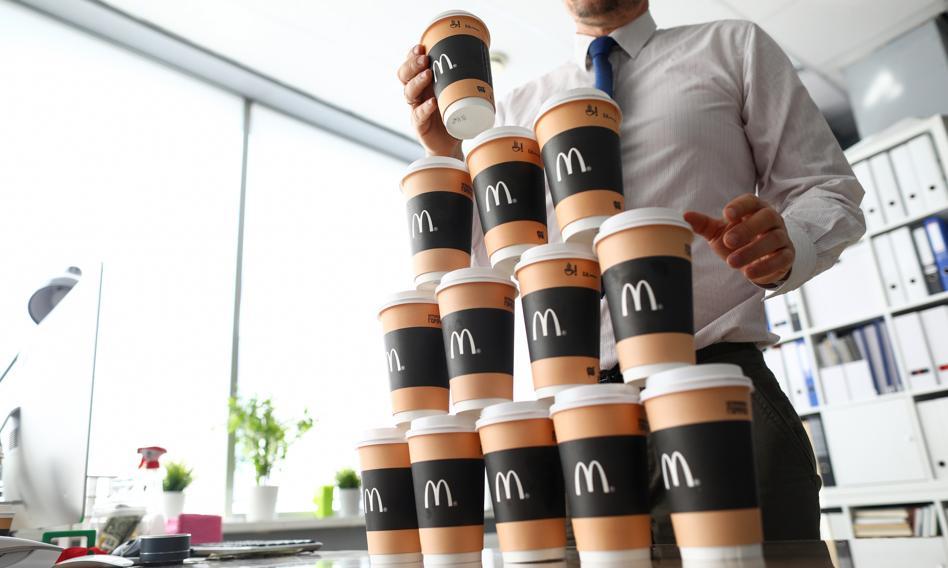 Parytet płci do 2030 r. w McDonald's