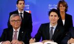 UE i Kanada: 21 września częściowe wejście w życie umowy handlowej CETA