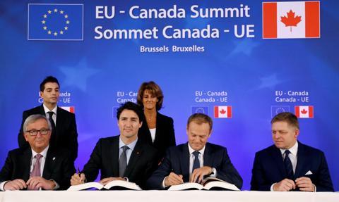 KE: Dzięki CETA europejskie przedsiębiorstwa, w tym polskie, zaoszczędziły ponad 500 mln euro