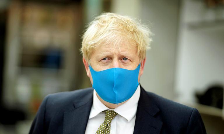Johnson: Od czwartku do 2 grudnia lockdown w Anglii