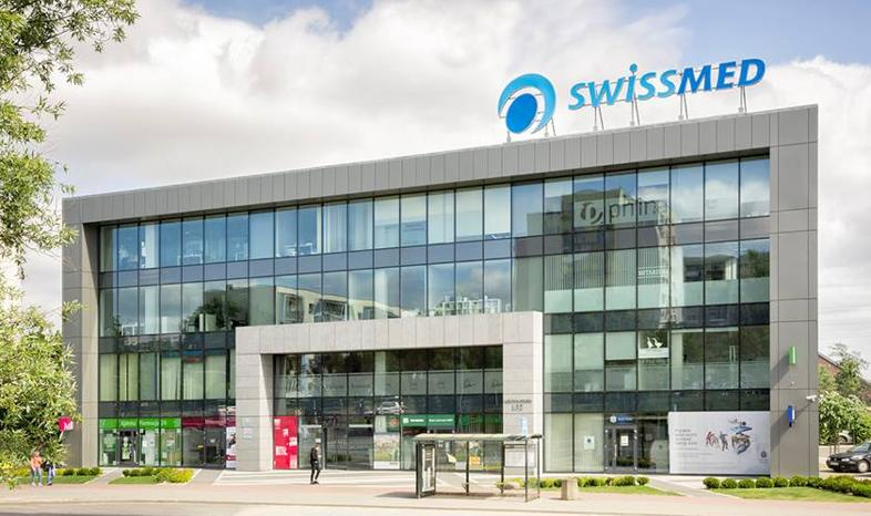Lux Med i Bruno Hangartner nabyli w wezwaniu 2.040.337 akcji Swissmedu
