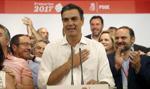 Hiszpania: silny lider socjalistów Pedro Sanchez znów na czele partii