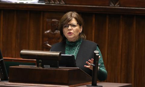 Leszczyna: Poprzemy obniżkę VAT i kwotę wolną, przewalutowanie kredytów - bez dyscypliny