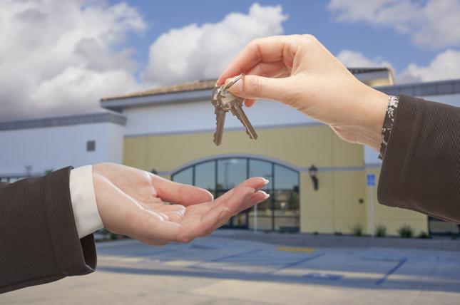 Leasing nieruchomości nie dla małych firm