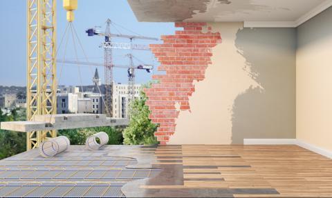 Słabszy popyt na usługi wyzwaniem dla branży budowlanej w '21 i '22. Raport NBP