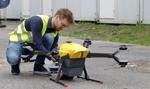 Do polskich miast wlecą drony medyczne