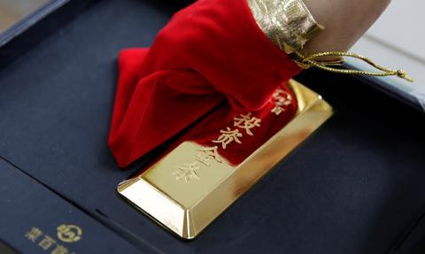 Złoto wraca do łask Chińczyków