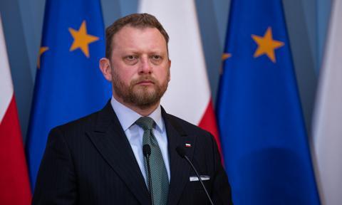 Sondaż: Polacy najlepiej oceniają ministra zdrowia Łukasza Szumowskiego