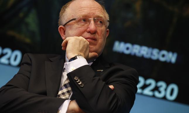 Herbert Wirth, prezes KGHM-u w latach 2009-2016, geolog, doktor habilitowany nauk technicznych