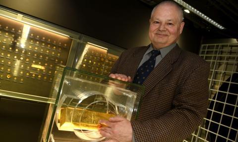 Glapiński: Chciałbym, żeby złoto w jeszcze większym stopniu znalazło się w naszych rezerwach