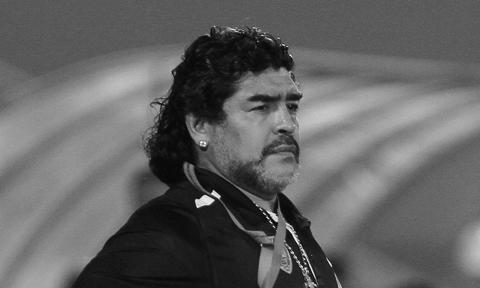 Diego Maradona nie żyje. Argentyna ogłasza żałobę narodową