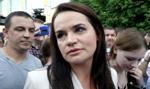 Sztab: Cichanouska wywieziona z Białorusi przez władze