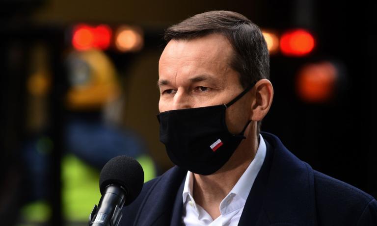 Cała Polska w czerwonej strefie. Premier: W pandemii trzeba zdecydowanych działań