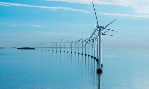 W Niderlandach powstanie morska farma wiatrowa z fabryką wodoru