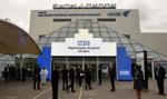 Pierwszy tymczasowy szpital dla chorych na Covid-19 w Londynie
