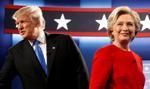 Trump i Clinton starli się o podatki
