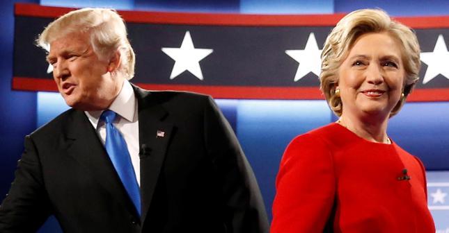 Donald Trump kontra Hillary Clinton. Jak zmieniały się sondaże?
