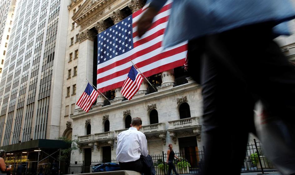 Lekkie wzrosty na giełdach w USA. Dolar najmocniejszy od 13 lat