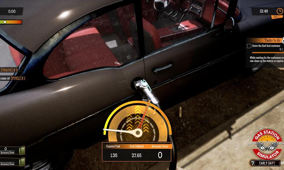 """Gra """"Gas Station Simulator"""" sprzedała się w liczbie 71 tys. sztuk w 72 godziny po premierze"""