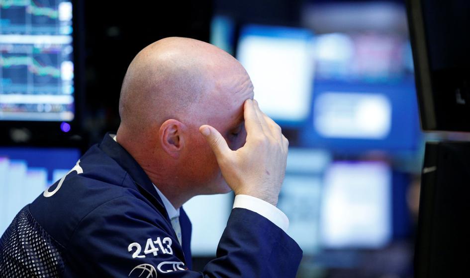 Na Wall Street najsilniejsze spadki od dwóch lat