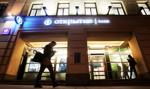 """Rosjanie """"ratują"""" największy prywatny bank"""