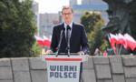 Premier Mateusz Morawiecki: Niemcy muszą nam zapłacić reparacje