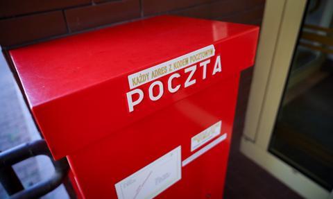 Poczta kończy z wysyłaniem listów poleconych na e-mail