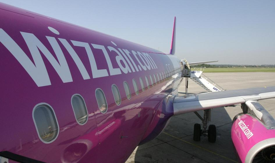 Od grudnia obowiązkowe szczepienia przeciw COVID-19 dla załóg Wizz Air