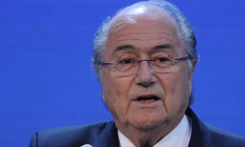 Sepp Blatter ustępuje ze stanowiska szefa FIFA
