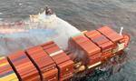 Ponad 100 kontenerów spadło ze statku u zachodniego wybrzeża Kanady