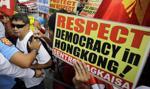Demonstranci ponownie na ulicach Hongkongu