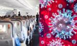 Koronawirus. Nowe zalecenia dla podróżujących samolotami